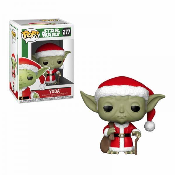 Star Wars Funko Pop Holiday Yoda