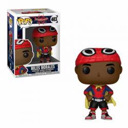 Funko Pop Spider-Man Into The Spiderverse Miles Morales