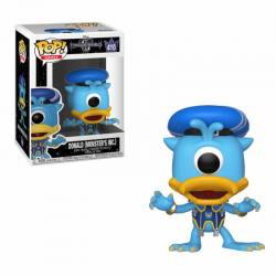 Figura Pop Kingdom Hearts Donald Monster's Inc