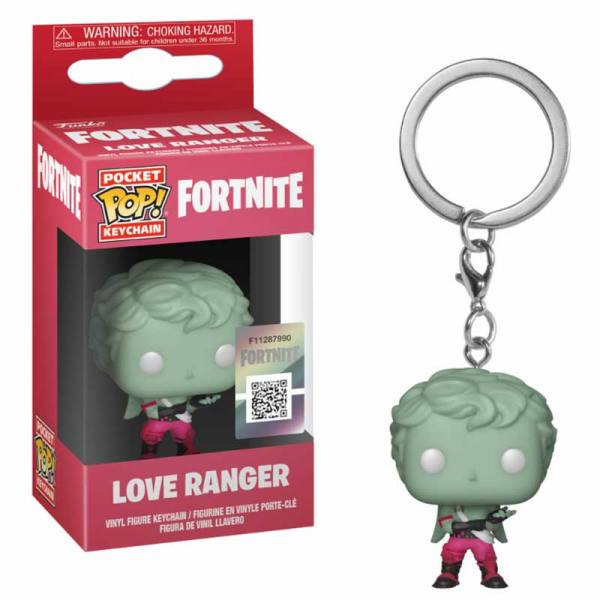 Llavero Pocket Pop Love Ranger Fortnite