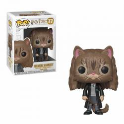 Figura Pop Hermione Gato Harry Potter
