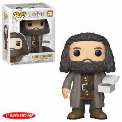 Figura Pop Hagrid With Cake - Harry Potter