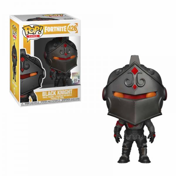 Figura Pop Fortnite Black Knight