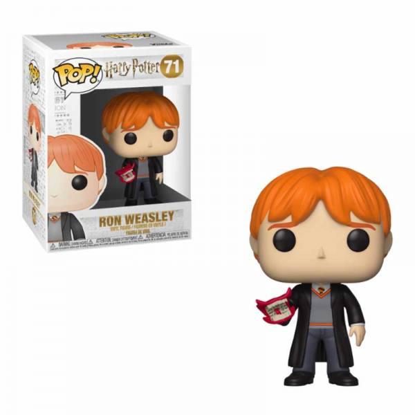 Figura Funko Pop Harry Potter Ron Weasley Howler