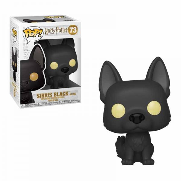 Figura Funko Pop Sirius Black Dog Harry Potter