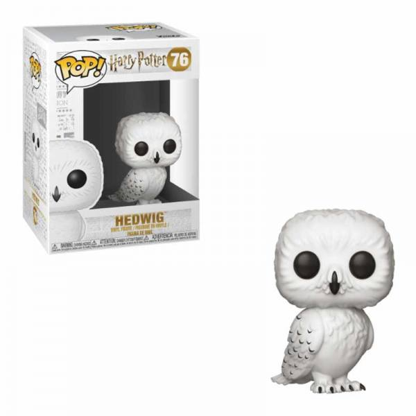 Figura Funko Pop Hedwig Harry Potter