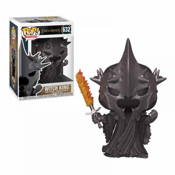 Figura Funko Pop El Señor de los Anillos Witch King