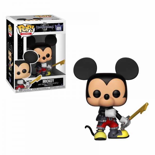 Figura Pop Kingdom Hearts 3 Mickey