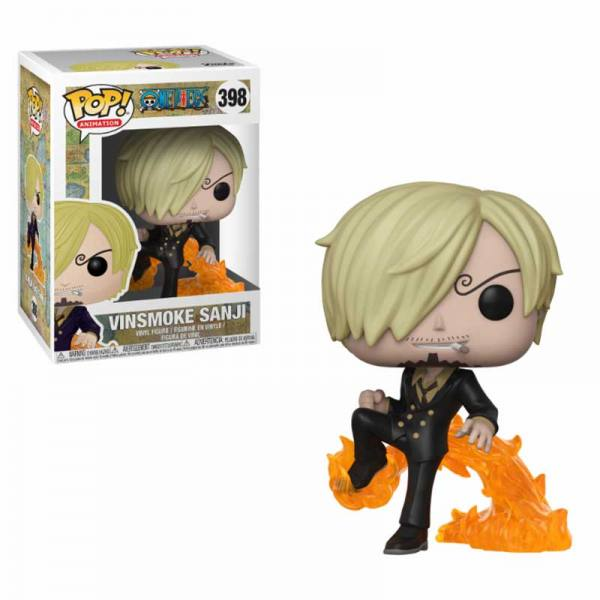 Figura Funko Pop Sanji - One Piece
