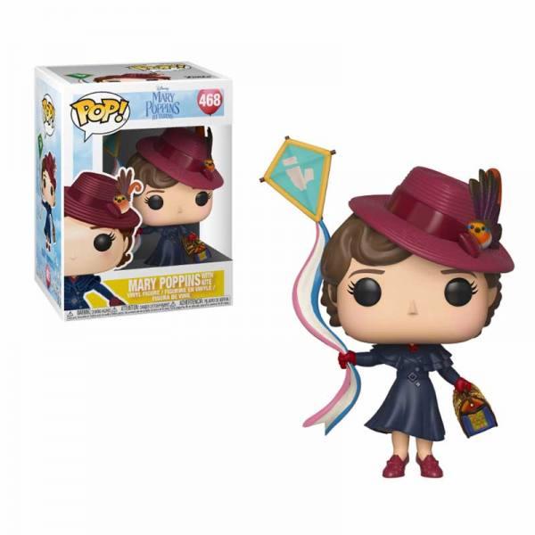 Figura Funko Pop Disney Mary Poppins Cometa