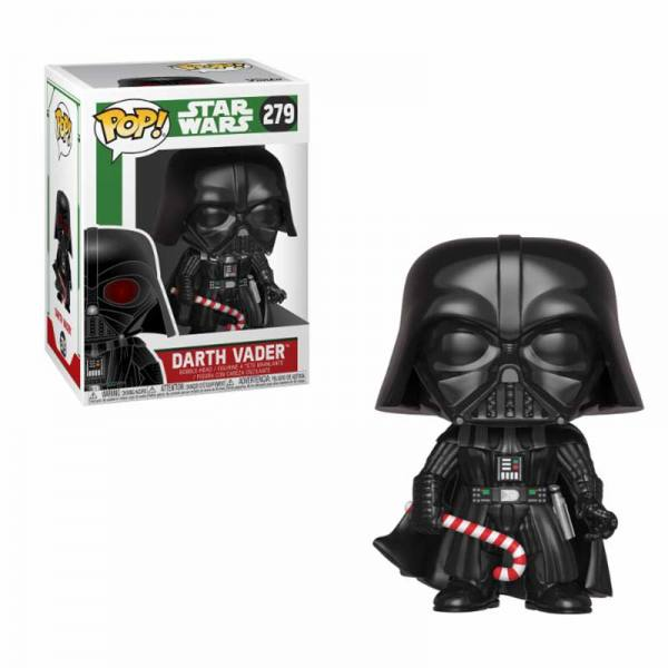 Figura Pop Darth Vader - Star Wars Holiday