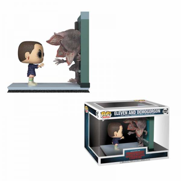 Funko Pop Movie Moments Eleven and Demogorgon