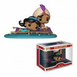Funko Pop Movie Moments Aladdin Paseo Alfombra Mágica