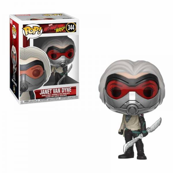 Figura Pop Ant-Man And The Wasp Janet Van Dyne