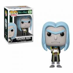 Figura Funko Pop Teacher Rick - Rick And Morty