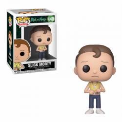 Figura Pop Rick And Morty Slick Morty