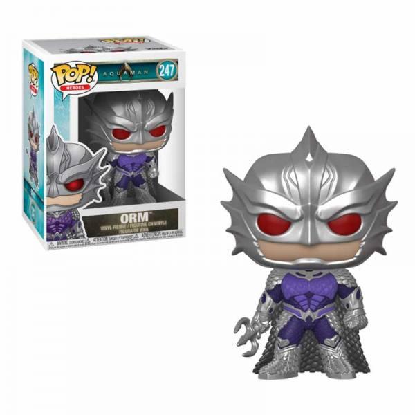 Figura Funko Pop Aquaman Orm