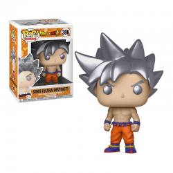 Figura Funko Pop Goku Ultra Instinct Dragon Ball Super