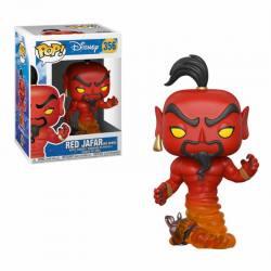 Figura Funko Pop Aladdin Red Jafar Genie