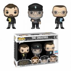Figura Pop Game Of Thrones The Creators - Exclusiva 2018