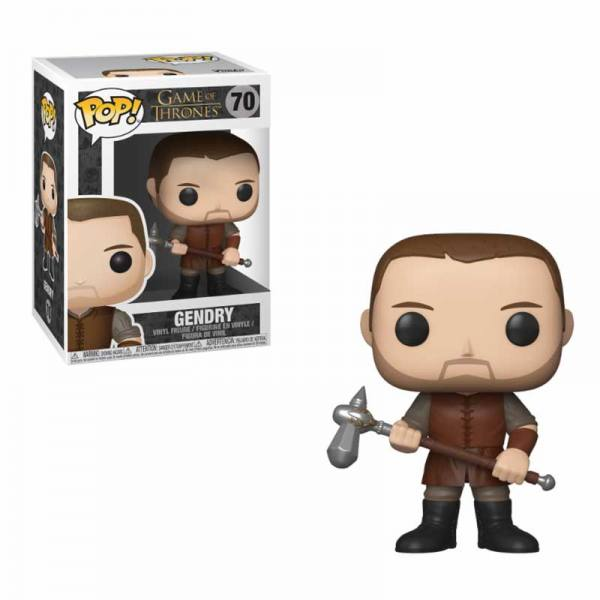 Figura Funko Pop Game Of Thrones Gendry