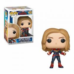 Funko Pop Captain Marvel Capitana Marvel
