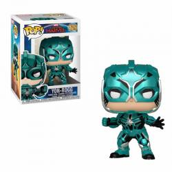 Figura Funko Pop Captain Marvel Yon - Rogg