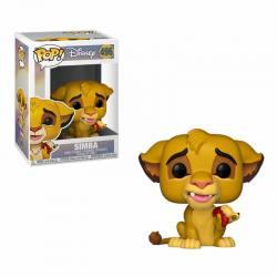 Figura Funko Pop Simba El Rey León