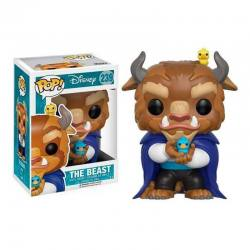 Figura Pop Disney Winter Beast Beauty And The Beast