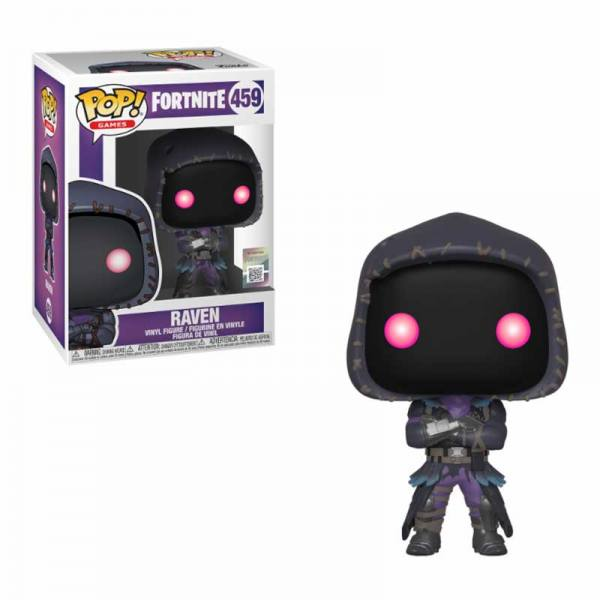 Figura Funko Pop Fortnite Raven
