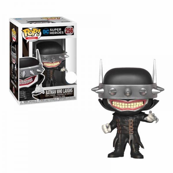Figura Pop Batman Who Laughs - Exclusiva