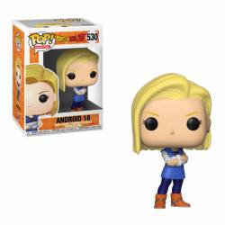 Figura Funko Pop Dragon Ball Z Android 18