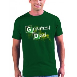 "Camiseta ""Dia del Padre"" - Greatest Dad"