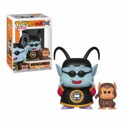 Figura Funko Pop DBZ King Kai and Bubbles