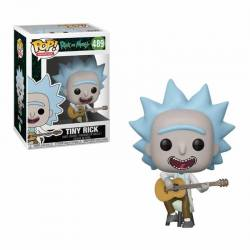 Funko Pop Rick And Morty Tiny Rick Guitar