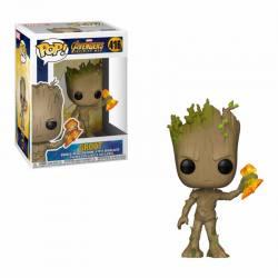 Funko Pop Groot Stormbreaker Avengers Infinity War