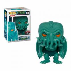Figura Funko Pop Cthulhu Neon Green - Exclusiva