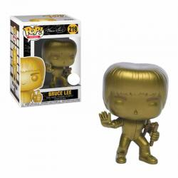 Funko Pop Game of Death Bruce Lee Gold - Exclusivo
