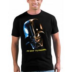 Camiseta Dia del Padre - Star Wars - Yo soy tu Padre.