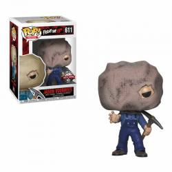 Figura Pop Jason Voorhees Mascara Bolsa Viernes 13 - Exclusiva