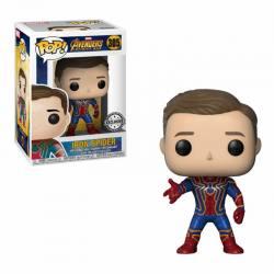 Figura Pop Avengers Infinity War Iron Spider - Exclusiva