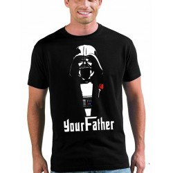 Camiseta Dia del Padre - Star Wars - Your Father