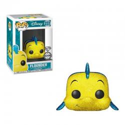 Figura Pop Flounder La Sirenita Disney - Exclusiva