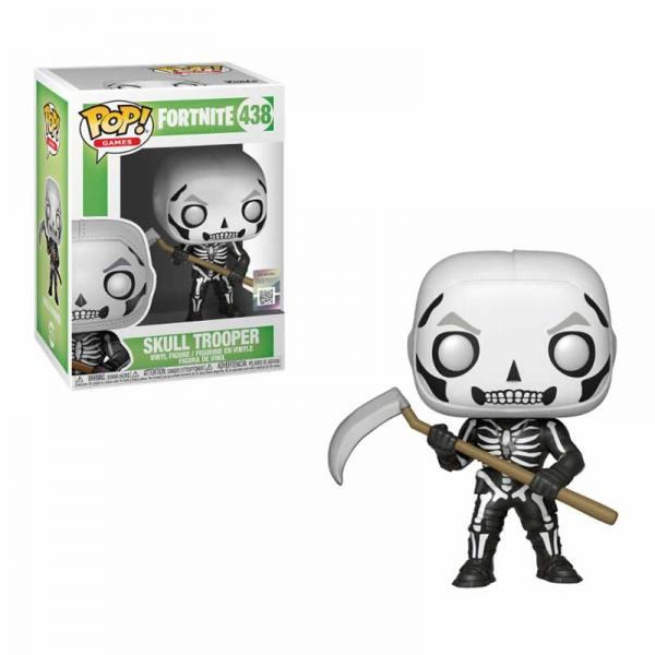 Figura Funko Pop Fortnite Skull Trooper