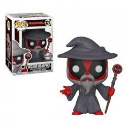 Funko Pop Deadpool Wizard Deadpool - Exclusivo