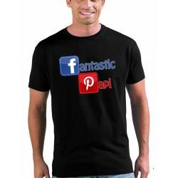 Camiseta día del padre - Fantastic papi