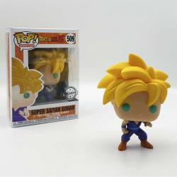 Funko Pop Super Saiyan Gohan Dragón Ball Z - Exclusivo