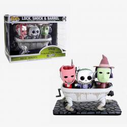 Funko Pop Pesadilla antes de Navidad Movie Moments Bañera - Exclusivo