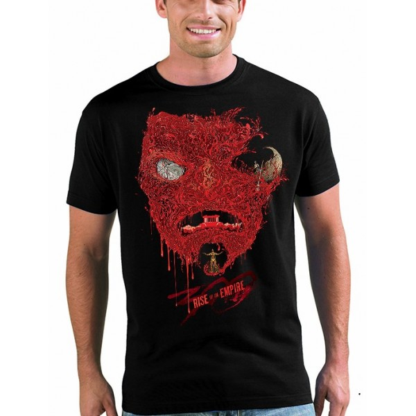 Camiseta 300 con diseño 2014 - Red mask