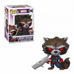 Figura Pop Rocket Raccoon Classic - Exclusiva